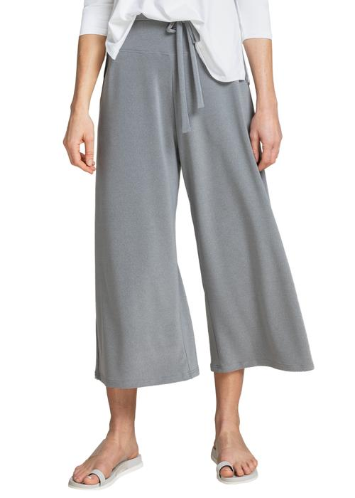 Sympli 27204 Wide Leg Trouser Crop - The Coach Pyramids