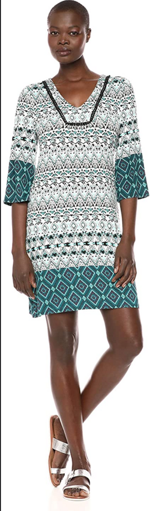 Sale  Tribal 3499O Dress - The Coach Pyramids