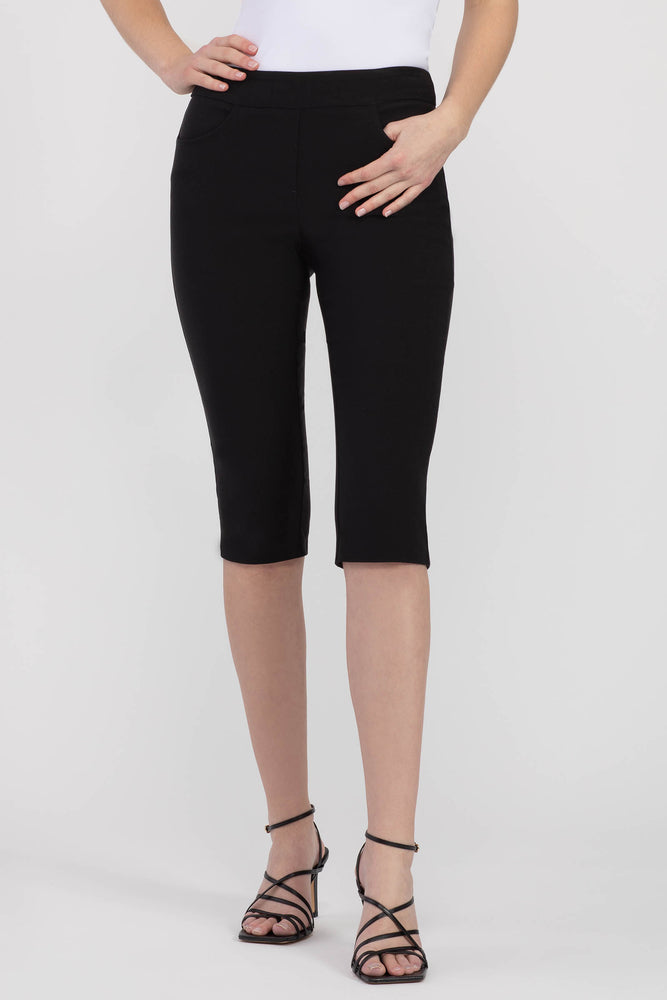 Tribal Capri - Black - 3698 - The Coach Pyramids