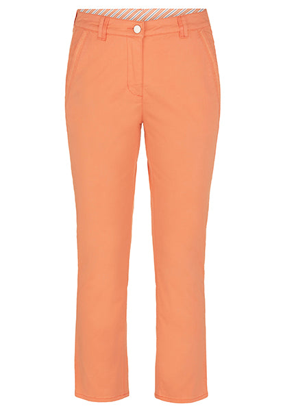 Tribal - Pant Cropped - Tangerine - 3786 - The Coach Pyramids