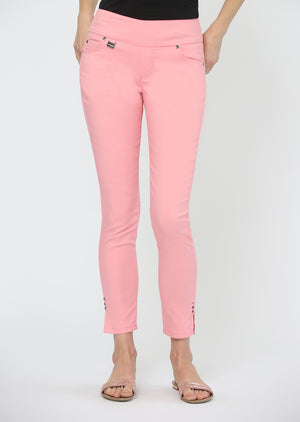 Lisette L. Slim Ankle Pant Style 626932 Sammy Denim - Pink - The Coach Pyramids
