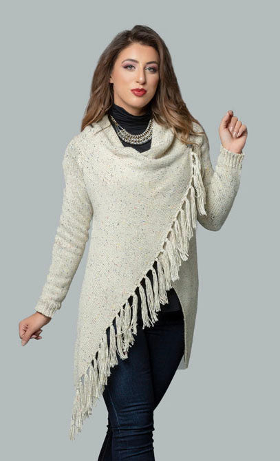 Minkas Sweater Style LT-206 - The Coach Pyramids