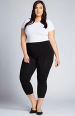 BAMBOO Leggings Plus Size - Full Length - C'est Moi - The Coach Pyramids