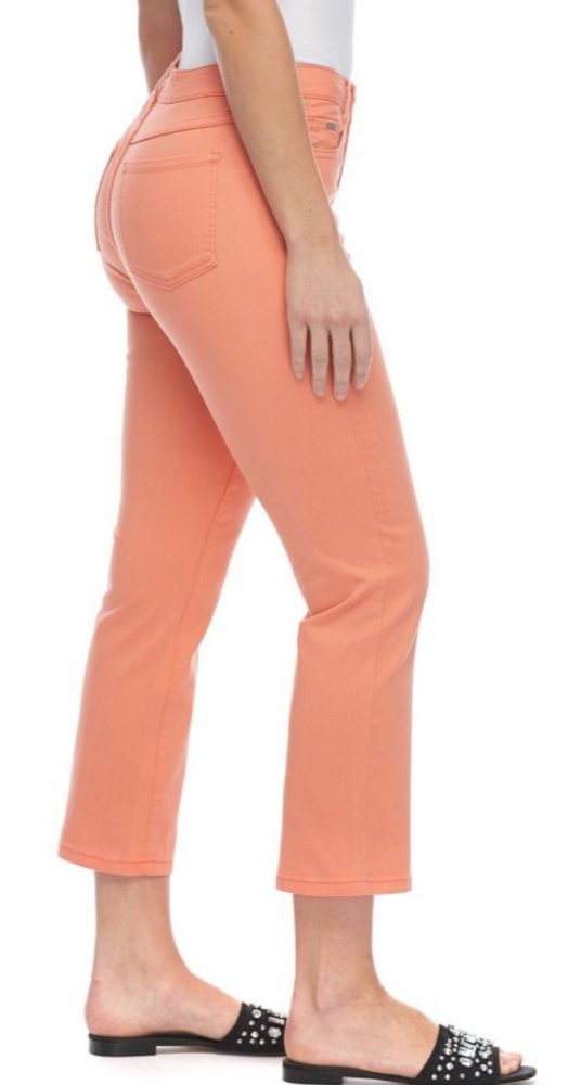 French Dressing Jeans - Flare Crop 2791750 - The Coach Pyramids