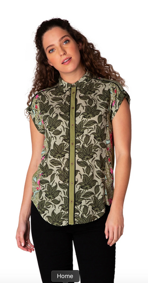 Yesta Fashion 39307 Blouse - The Coach Pyramids