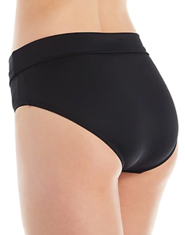 Trimshaper 6527010 Black Brief Swim Bottom - The Coach Pyramids
