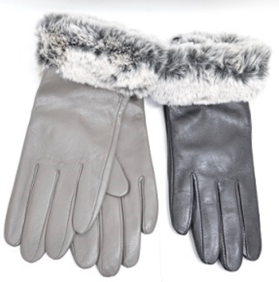 Leather Gloves (SLG10474) - The Coach Pyramids
