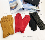 Leather Gloves (SLG14145) - The Coach Pyramids