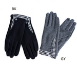 Ladies Gloves (SWG13055) - The Coach Pyramids