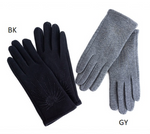Ladies Gloves (SWG13076) - The Coach Pyramids