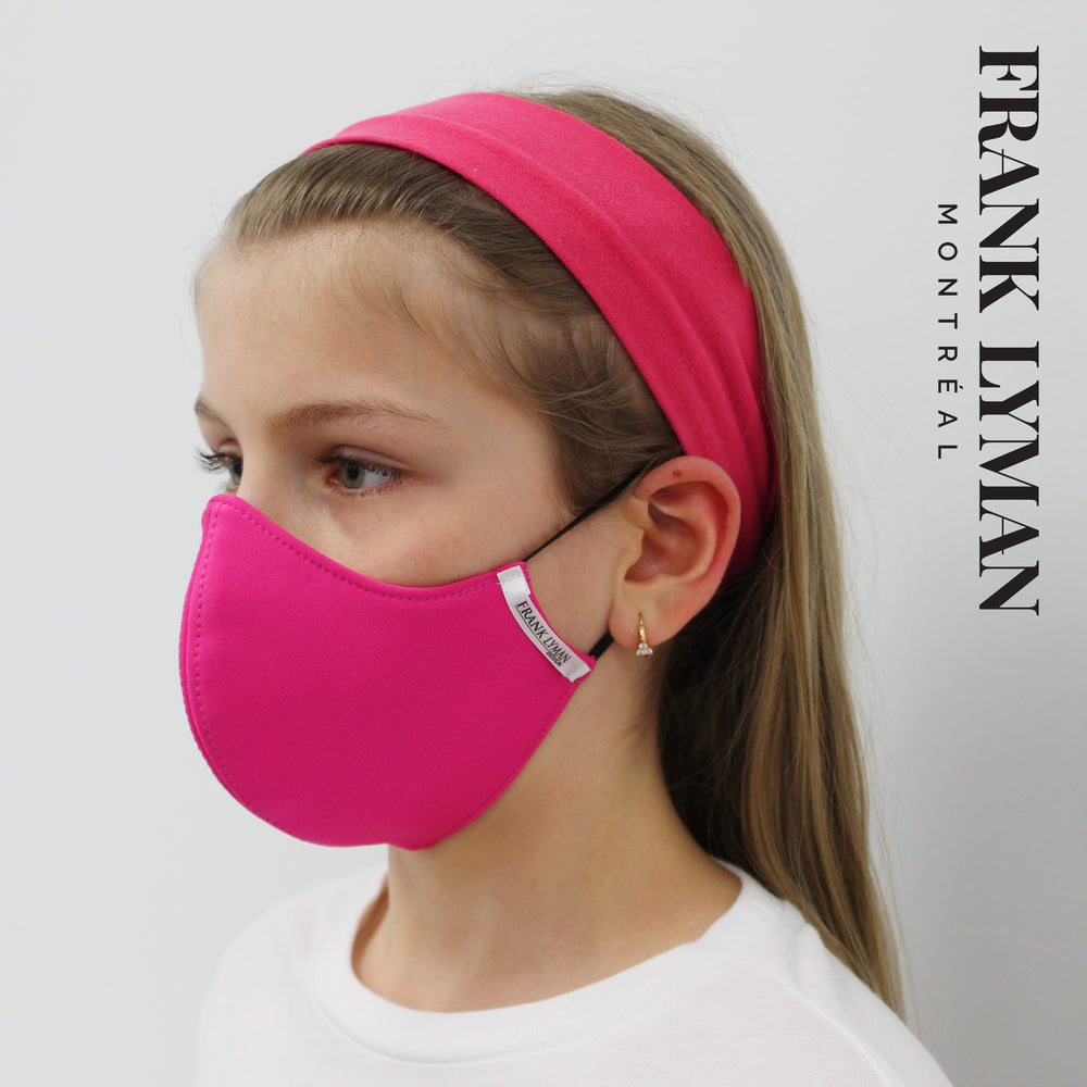Frank Lyman Non Medical CHILDREN'S Unisex Face Mask K-20118 - The Coach Pyramids