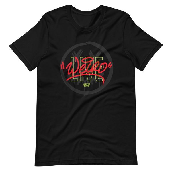 """Live Weird"" Short-Sleeve T-Shirt"