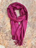 Shawl/Wrap/Scarf Wine