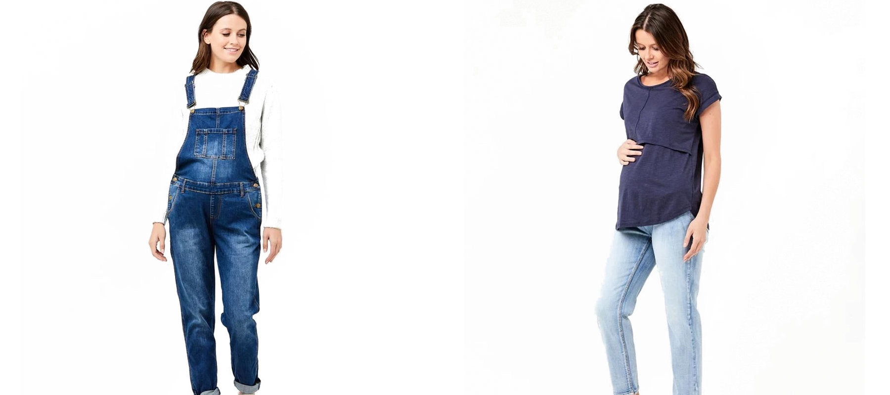 Maternity  Jeans Collection