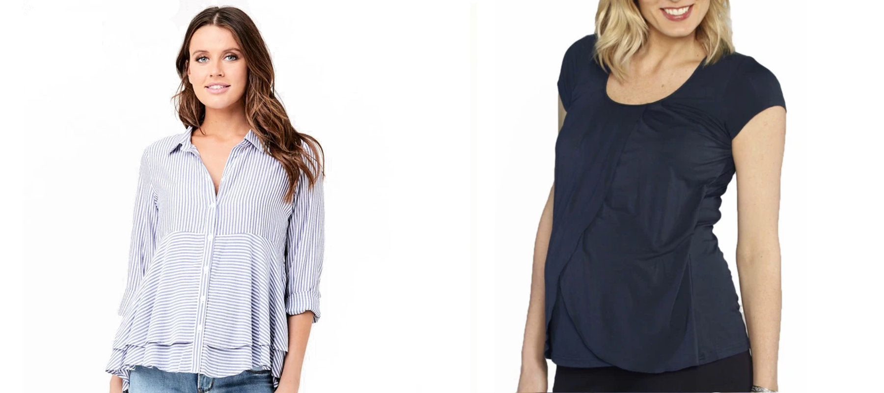 Maternity Tops Collection