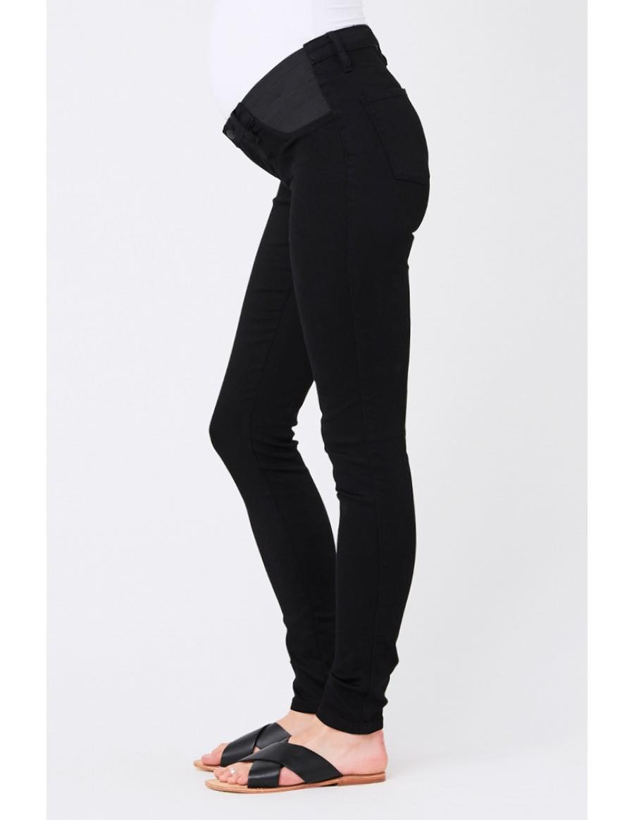 Ripe Maternity 'Isla' Jegging - Black