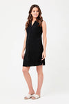 Ripe Maternity 'April' Nursing Tunic Dress - Black