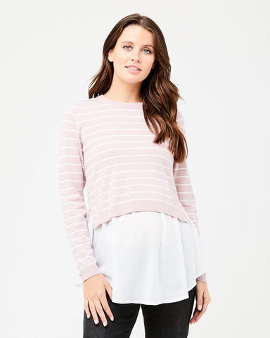 Ripe Maternity 'Sia' Nursing Knit