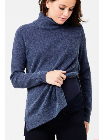 Cuddly Nursing Knit