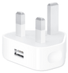 Apple Plug 1 Amp USB Power Adapter A1399 (Non-retail packaging)