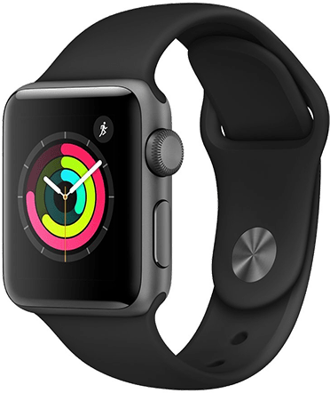 Apple Watch Series 3 - Stainless Steel 42mm