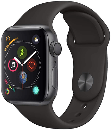 Apple Watch Series 4 - Stainless Steel 40mm