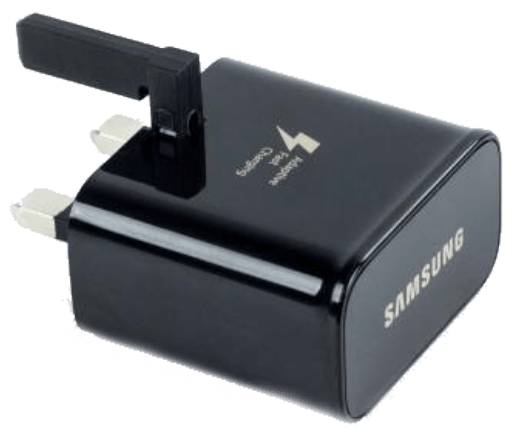 Samsung 2AMP UK Mains Fast Charging Adapter EP-TA20UBE (Non-retail packaging)