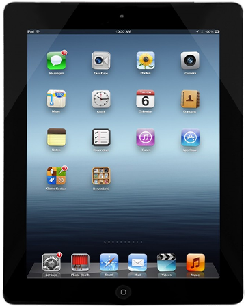 Apple iPad 4 Wifi & 4G