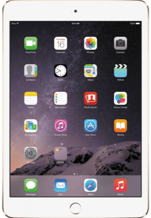Apple iPad Mini 3 Wifi & Cellular