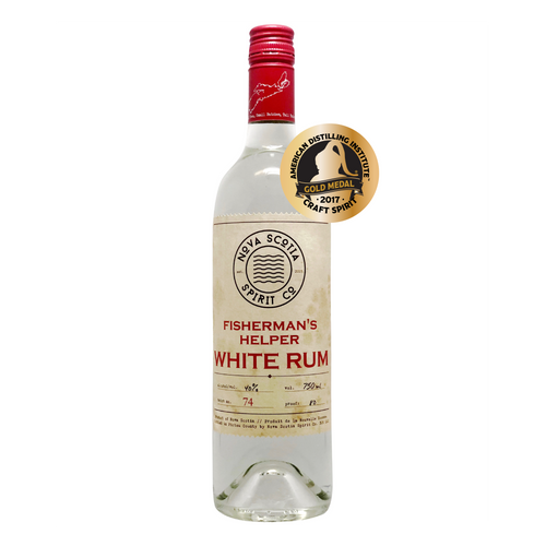 Fisherman's Helper White Rum