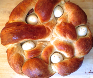 Savory Easter Bread