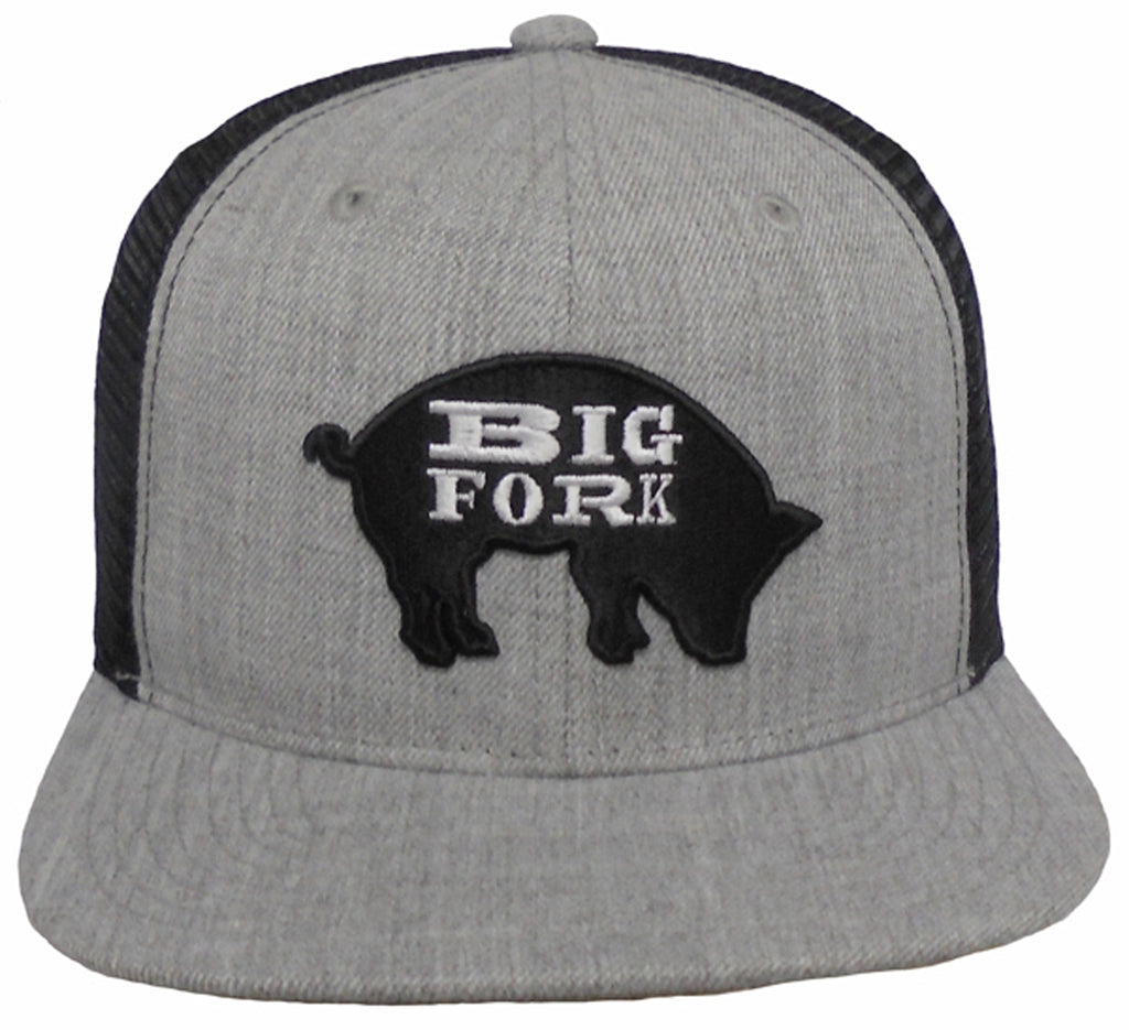 Original Big Fork Trucker Hat, one size fits all