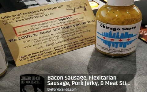 95 Will Rock Radio Show - Lance talks about the Jerky Diet, Chicago Sauce & Much More...