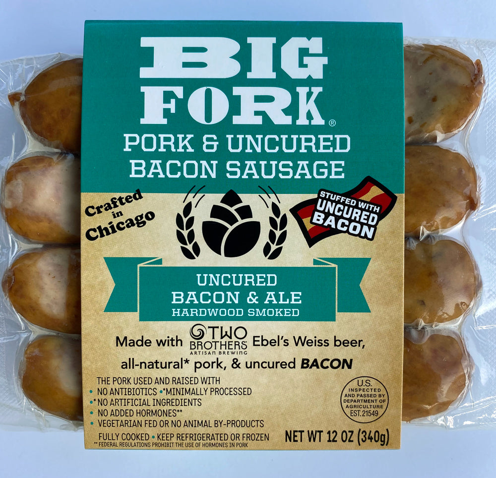 8 Packs Bacon Sausage, All Flavors