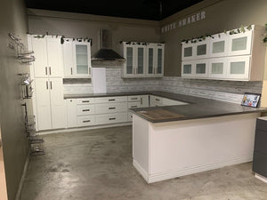 White Shaker - Kitchen Cabinets, kitchen cabinets for sale, kitchen cabinets near me, las vegas kitchen cabinets, buy kitchen cabinets, where can I buy kitchen cabinets, best kitchen cabinets, kitchen cabinets wholesale
