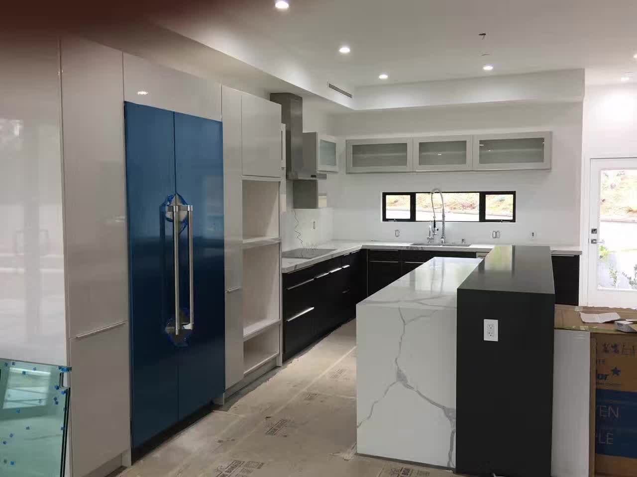 Las Vegas Kitchen Cabinets Euro Silver Ocean Cabinetry