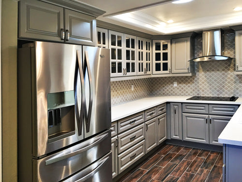 Stanford Raised Gray - Kitchen Cabinets, kitchen cabinets for sale, kitchen cabinets near me, las vegas kitchen cabinets, buy kitchen cabinets, where can I buy kitchen cabinets, best kitchen cabinets, kitchen cabinets wholesale