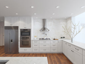 White Shaker 1 - Kitchen Cabinets, kitchen cabinets for sale, kitchen cabinets near me, las vegas kitchen cabinets, buy kitchen cabinets, where can I buy kitchen cabinets, best kitchen cabinets, kitchen cabinets wholesale