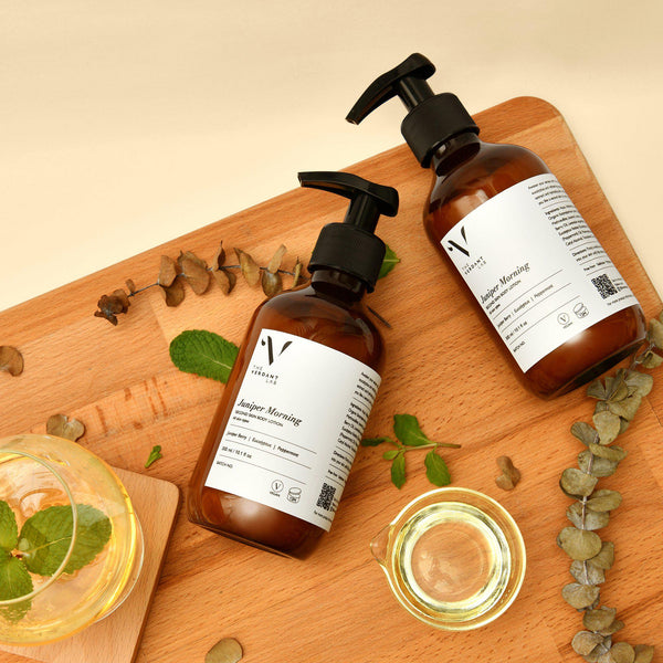 Juniper Morning | Second Skin Body Lotion-Second Skin Body Lotion-The Verdant Lab-300ml-The Verdant Lab