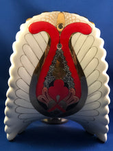 Load image into Gallery viewer, Lomonosov Porcelain Decanter Red Firebird