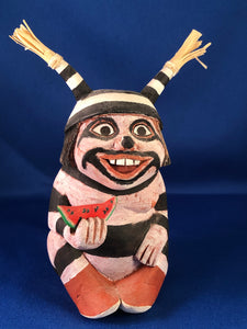 Hopi Tewa Kachina by Neil David Sr.