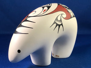 White Bear Figure