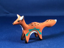 Load image into Gallery viewer, Navajo Fox Figurine