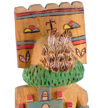 Load image into Gallery viewer, Vintage Hopi Home Dancer and Mana Kachina by Fred Chapella