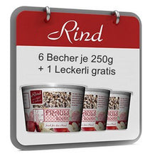 Laden Sie das Bild in den Galerie-Viewer, Monatspaket 6er Rind 250g