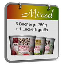 Laden Sie das Bild in den Galerie-Viewer, Monatspaket 6er Mix 250g