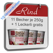 Laden Sie das Bild in den Galerie-Viewer, Monatspaket 11er Rind 250g