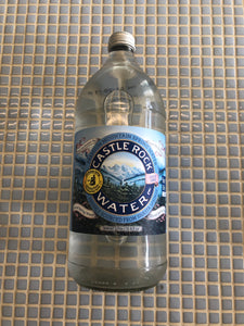 castle rock flat water liter