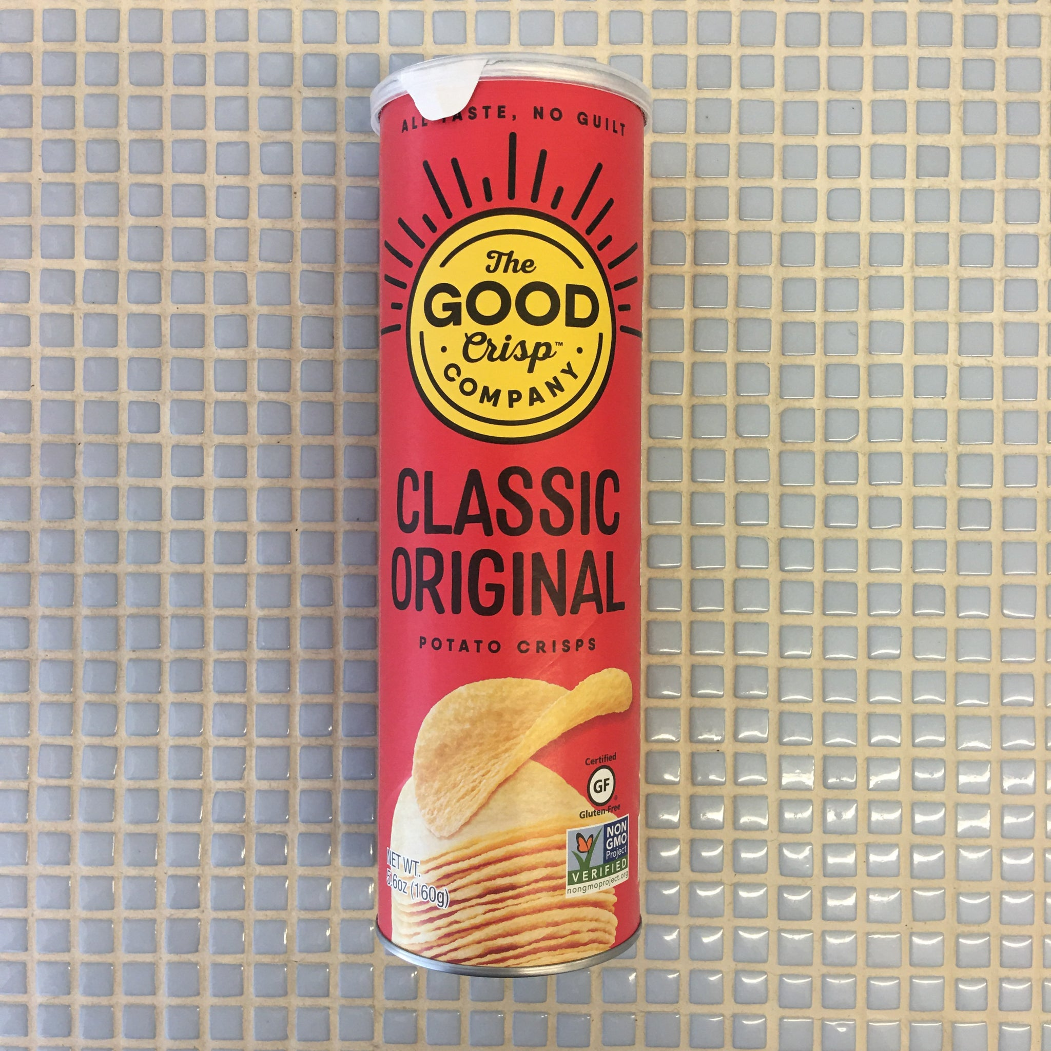 the good crisp company original potato chip