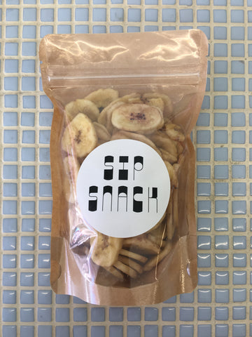dried organic banana chips sm 2oz